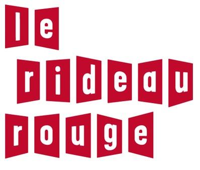 Le rideau rouge librairie Paris