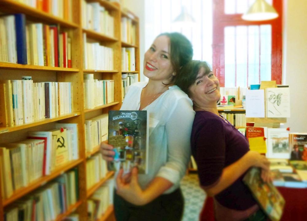 Elise et Anaïs - Librairie Le Rideau Rouge