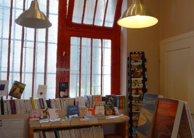 le rideau rouge libraire