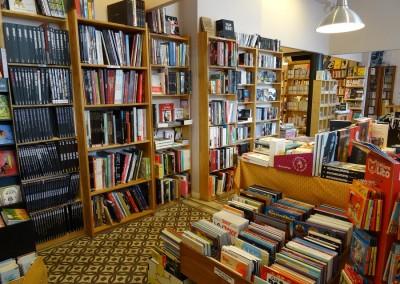 le rideau rouge librairie