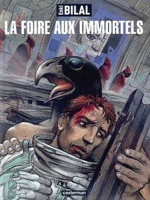 La Foire aux Immortels d'Enki Bilal