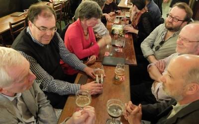 Rencontres de Libraires Francophones à Bruxelles les 4 et 5 mai 2015