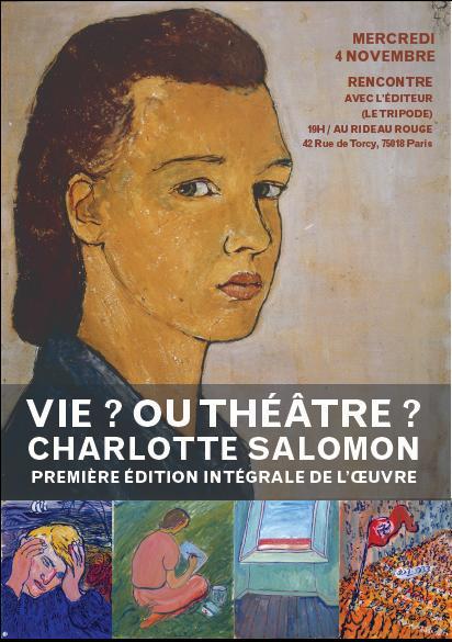 Exposition Charlotte Salomon