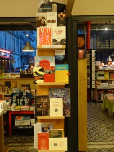 europe en livre photo en librairie