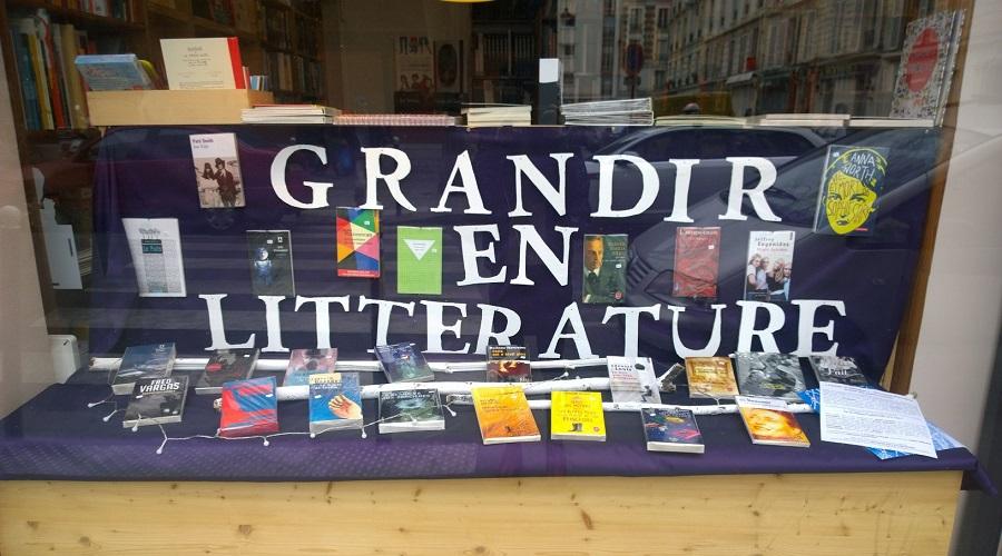 « Grandir en littérature » : lancement d'un rayon destiné aux jeunes lecteurs