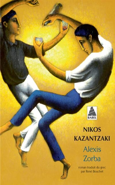 Alexis Zorba de Nikos Kazantzaki